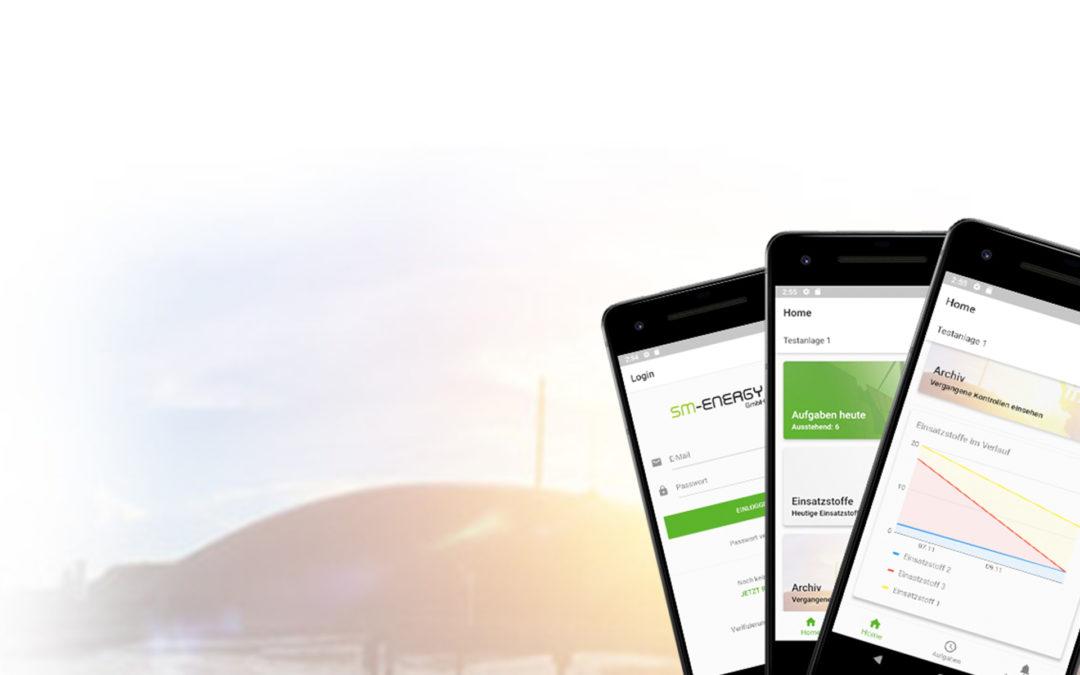 Relaunch zur Biogas-Messe